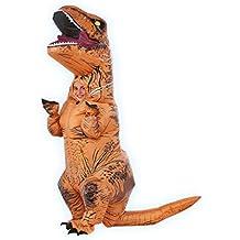 Jurassic World Disfraz Hinchable T-Rex Infantil, Talla única (RubieS Spain 610821)