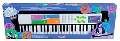 Simba 106837079 - Mi música del mundo, I-teclado, capacidad para MP3, 69 pulgadas [importado de Alemania] de Simba Toys