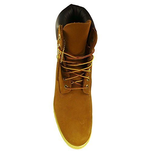 Boots premium boot homme 6in Timberland Rust BYSw4q5t