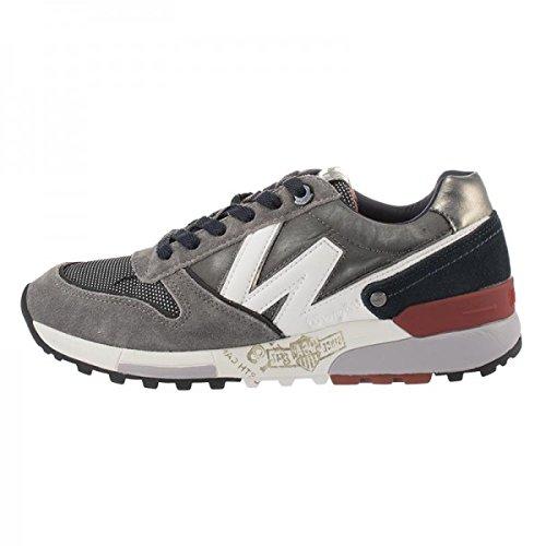 WRANGLER SUNDAY WM162180, scarpe uomo, sneaker lacci, (41)