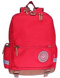 0d3ea62d99 HOPYOCK Unisex School Backpack Bags for Teens Boys Night Reflective Design  Waterproof Oxford Fabric Daypack School Rucksack…