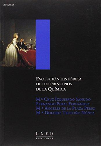 Evolución Histórica de los Principios de La Química (AULA ABIERTA) por María Cruz IZQUIERDO SAÑUDO