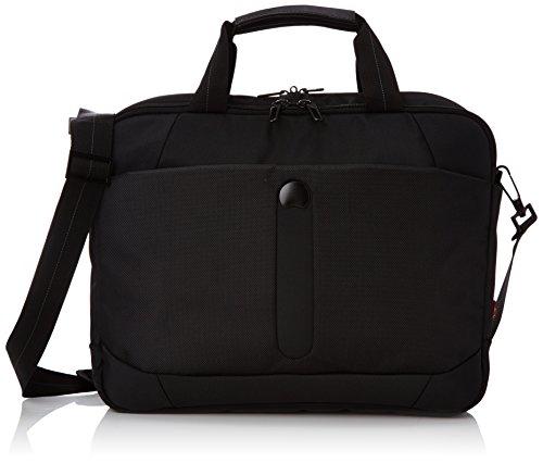 Delsey -Serviette Bellecour, 32 cm, 18 L, noir