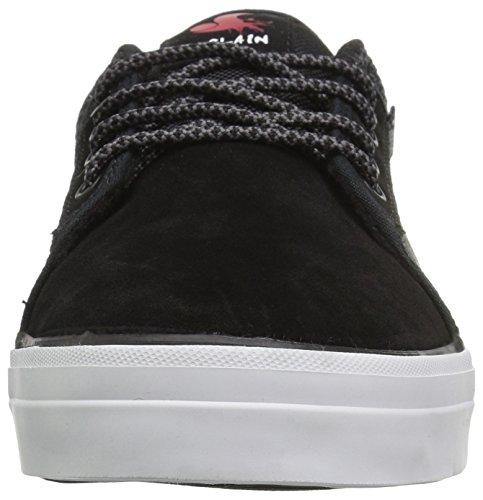 DVS Schuhe Aversa+ Black Suede McClain Schwarz