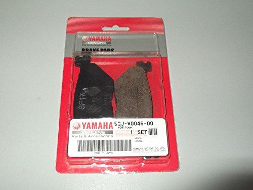 PASTICCHE FRENO POSTERIORI ORIGINALE YAMAHA T-MAX 500 01-03 T-MAX 530 12-13