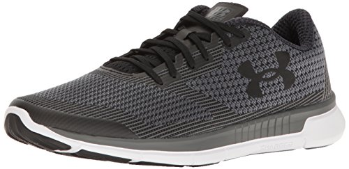 Under Armour Charged Lightning Herren Sneaker Schwarz