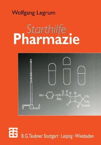 Starthilfe Pharmazie (German Edition)