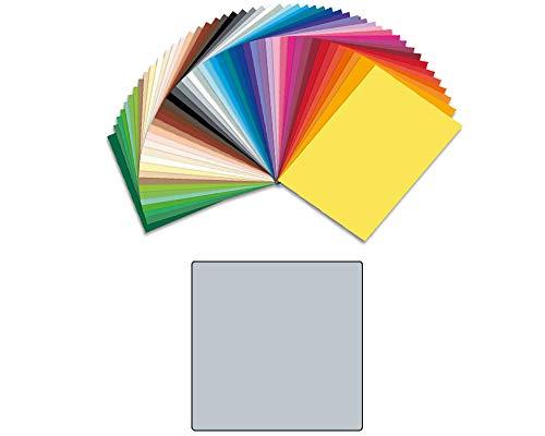 CREATIV DISCOUNT® Fotokarton 300g/qm Din A4, 50er Pack, Hellgrau
