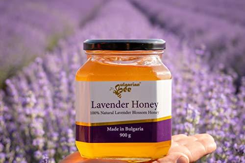 450-g-Miel-de-flor-de-lavanda-Certificado-sin-antibiticos-sin-azcar-sin-calentar-sin-pasteurizar-crudo-miel-real-BulgarianBee