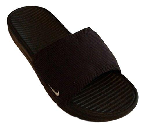 Nike Benassi Solarsoft Slide Sp, Chaussures de Sport Homme Marron / Blanc (Classic Brown / White-Clssc Brwn)