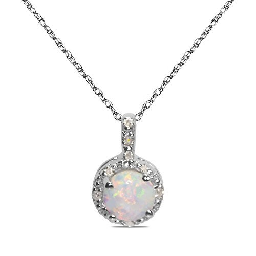 025ct-diamond-with-created-opal-in-10k-white-gold-in-pendant-with-complimentary-18-chain-by-nissoni-