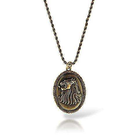 Game Of Thrones Bijoux - Noble Collection NN0082–Le Trône de fer: Pendentif