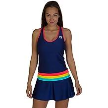a40grados Sport & Style, Vestido Viena, Mujer, Tenis y Padel (Paddle)