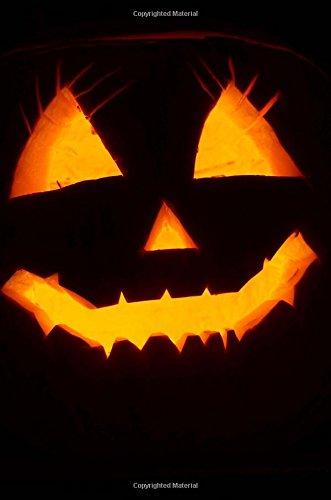 Blank Journal - Happy Halloween!: Pumpkin Smiles (Treats Halloween Candy Apples)