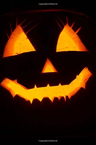 Blank Journal - Happy Halloween!: Pumpkin Smiles Apple Harvest Festival