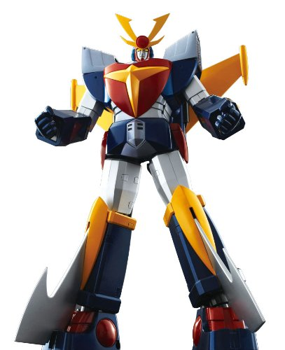 Soul of Chogokin GX-53 Invincible Steel Man Daitarn 3 (japan import)