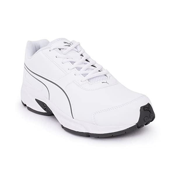 Puma-Mens-Adamo-V2-IDP-White-Synthetic-Sports-Shoes