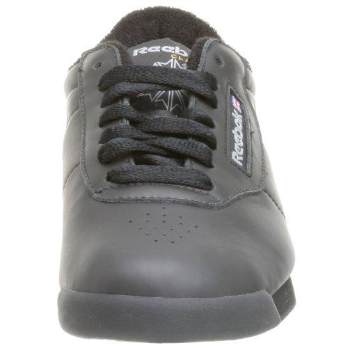 Reebok REEBOK PRINCESS, Sneaker uomo Nero