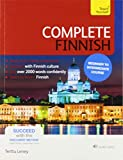 Complete Finnish Beginner to Intermediate Course: (Book and audio support) (Teach Yourself)