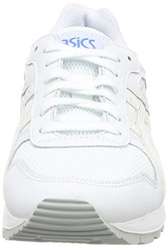 ASICS Gt-II, Unisex-Erwachsene Laufschuhe Training Weiß (White/White 101)
