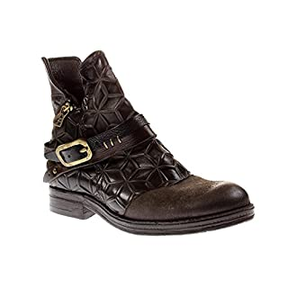 A.S 98 AIRSTEP VERTI 207202 - Damen Stiefel Stiefelette Boots - 0005smokenerotdm, Größe:41 EU