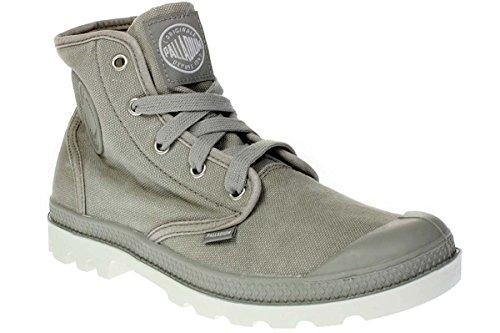 Palladium PAMPA HI - Donna Scarpe Sneaker Stivali - 92352 900 - Grigio Chiaro, Donna, 41