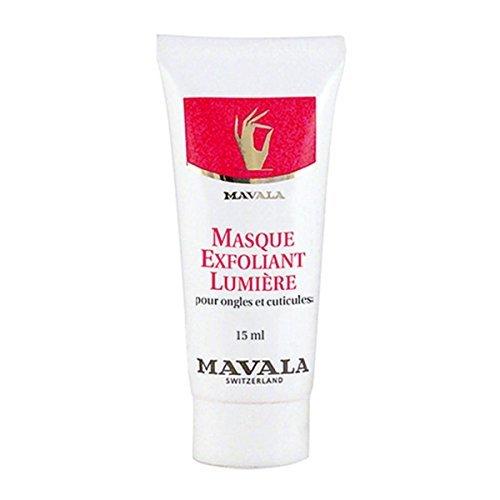 Mavala - Exfoliante uñas 15 ml. Mascarilla Exfoliante