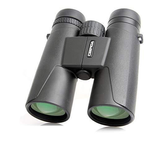 TTXLY Fernglas Exquisite 10X42 12X42 Fernglas High-Definition-Low-Light-Low-Light-Nachtsichtgerät ohne Infrarot Kompaktes und wasserdichtes Teleskop für Vogelbeobachtung, Camping,10X42 Low-light-kamera-set