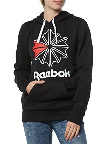 Reebok F Star, Sweatshirt S Schwarz (Hoodie-xxl Reebok)