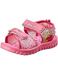 Barbie Girl's Fashion Sandals