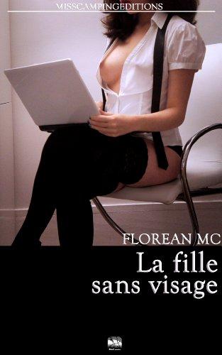 Couverture du livre La fille sans visage: rencontre de charme (Les historiettes de Miss Camping t. 9)