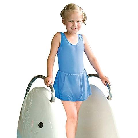 Suprima Badeanzug für Mädchen Art. 1-523-039 - Gr. 152 - hellblau