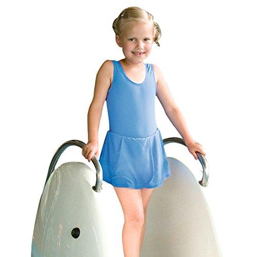 Suprima Badeanzug für Mädchen Art. 1-523-039 - Gr. 140 - hellblau