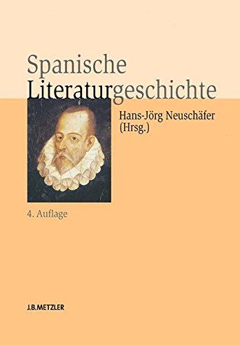 Spanische Literaturgeschichte
