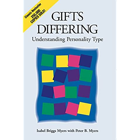 Gifts Differing: Understanding Personality Type (English Edition)