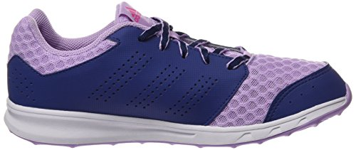 adidas Lk Sport 2 K, Chaussures de Running Mixte Bébé, Bleu Multicolore - Morado / Rosa / Azul (Mornat / Rosimp / Brimor)