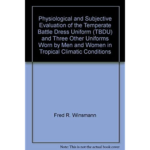 Physiological and Subjective Evaluation of the Temperate