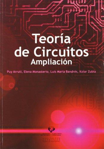 Descargar Libro Teoría de circuitos. Ampliación de Puy Arruti Martínez