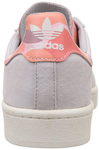 adidas Originals Campus, lgh solid grey-lgh solid grey-sun glow Grau