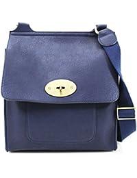 77436c84fc6b LeahWard Women s Cross Body Flap Handbags High Quality Faux Leather  Shoulder Across Body Bag For Women