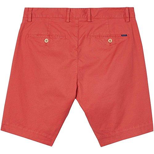 GANT Herren Regular Summer Shorts Chrysanthemum Red