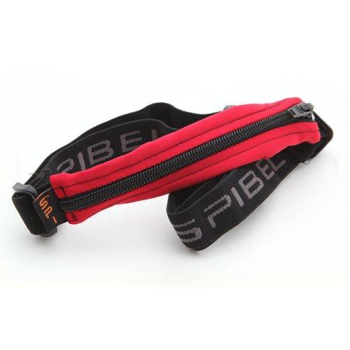SPIbelt - The Original die kleine große Tasche - High-Visibility (Rote Hermes Gürtel)