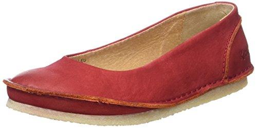 Kickers Damen MYBALERINA Geschlossene Ballerinas Rot (Rouge 4) 37 EU