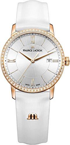 Maurice Lacroix Eliros EL1094-PVPD1-112-1 Orologio da polso donna con diamanti autentici