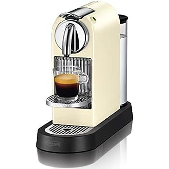 Delonghi en166 cw citiz cafeti re nespresso - Nespresso inissia blanche ...