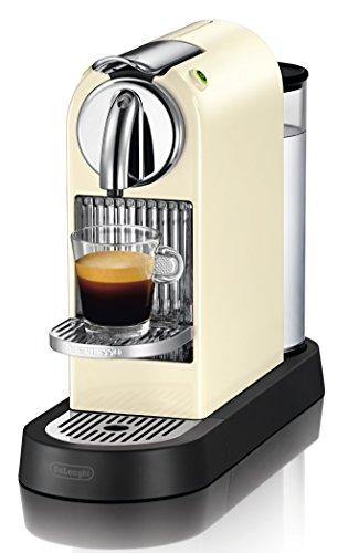 Nespresso EN166.CW Citiz Macchina per Caffè Espresso di De'Longhi, Bianco (60's White)