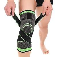 mejauk Kniebandage, Verstellbare Kniebandage für Arthritis, Meniskus Reißfestigkeit, ACL, MCL, Join Schmerzen... preisvergleich bei billige-tabletten.eu