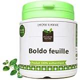 Boldo feuille1000 gélules gélatine bovine