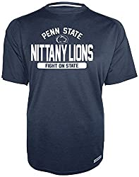 NCAA Penn State Nittany Lions Men's Short Sleeve Crew Tee, Large, Navy