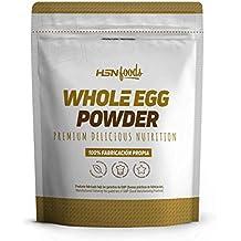 Proteína de Huevo Entero de HSN Foods|Proteína para Vegetarianos|Sustituto del Suero de